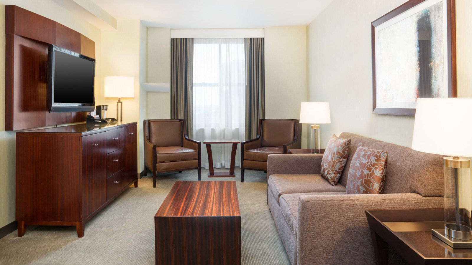 Executive and Club Executive Suite