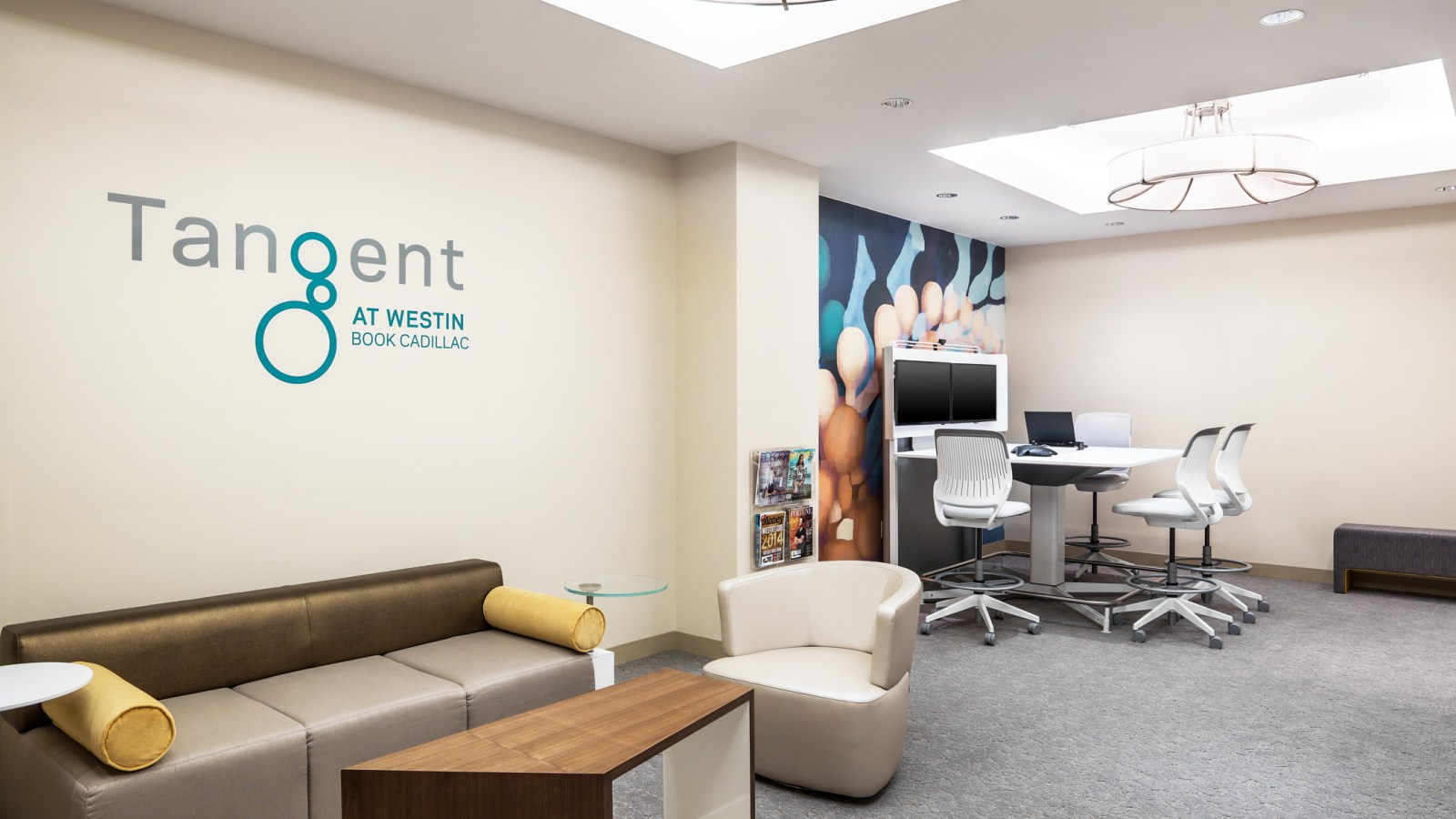 Tangent at Westin Detroit Meeting Space