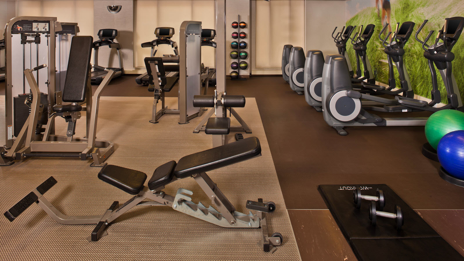 WestinWORKOUT® Fitness Studio