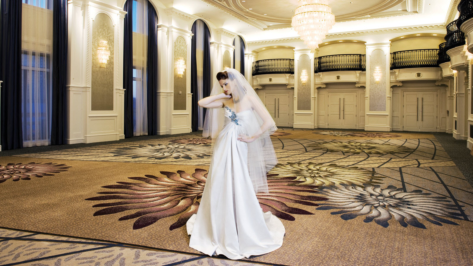 Westin Book Cadillac Detroit Wedding Venues